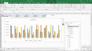 Chart Filters Excel Mac 2016 Showing Filters In Charts Excel 2016 Charts