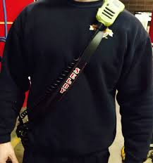 firefighter radio strap
