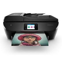Hp Envy Photo 7858 All In One Inkjet Photo Printer With Mobile Printing K7s08a Renewed