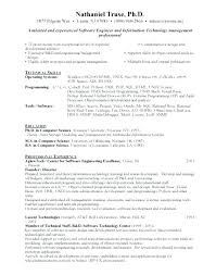 sample resume software engineer sample resume for freshers engineers  computer science resume for software engineer templates