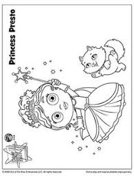 Small Picture SUPER WHY Coloring Book Pages Parents Princess and Books