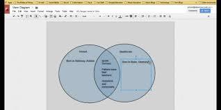How To Make A Venn Diagram In Google Docs Venn Diagram Google Docs Learn Schematic Diagram