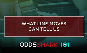 What Line Moves Can Tell Us Odds Shark