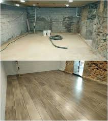 concrete basement floor ideas painting stained