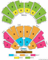 Don Gibson Theater Seating Chart Ryman Auditorium Seating Chart