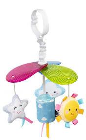 <b>Benbat Подвесная игрушка</b> On-the-<b>Go</b> Toys, Grab & <b>Go</b>: TM155, 1 ...
