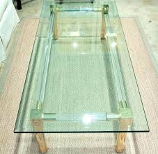 42 glass table top inch glass table top riveting inch round glass table beveled image on