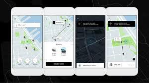 Uber Design Uber User Experience Design Portfolio Of Simon Pan
