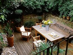 Small Picture Landscaping Ideas for Deck Gardens HGTV