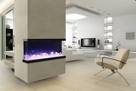 50 tru view xl 3 sided 50 inch wide electric fireplace