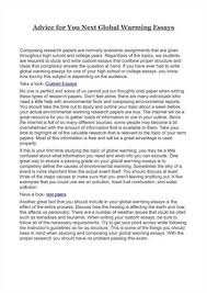 effects of global warming essay co global warming causes and effects essay effects