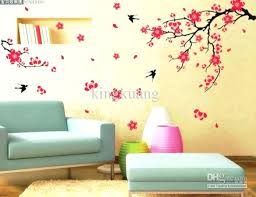 living room wall decal luxury decals for stickers large india