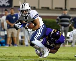 Byu Football 2017 Depth Chart Injury Plagued Byu Is Running Out Of Running Backs In Dismal
