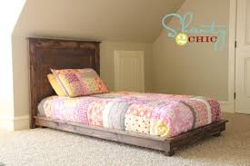 diy twin platform bed. Diy 30 Twin Platform Bed, Bedroom Ideas, Home Decor, Painted Furniture Bed