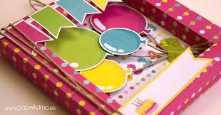 tarjetas de cumplea os para ni as tarjeta de cumpleaños 3d scrapbooking papelisimo