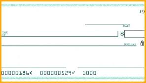 blank check templates elegant blank check templates for word template free best of excel