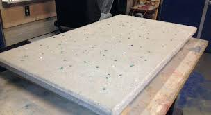making a countertop making a concrete island making concrete countertops look like granite making kitchen countertops out of wood