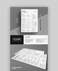 Trendy Resume Templates 24 Modern Resume Templates With Clean Elegant Designs 2024 21