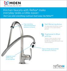 moen kitchen faucet loose handle repair lovely moen aberdeen single handle pull down sprayer kitchen faucet