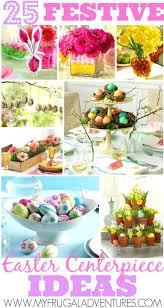Easter Centerpiece Ideas Fun Centerpiece Ideas Easter Decorating