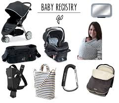 Baby Registry Essentials – Really Risa