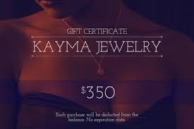 Free Online Gift Certificate Maker Adobe Spark