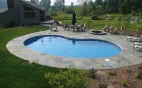 inground pools shapes. Interesting Inground Crescent To Inground Pools Shapes N