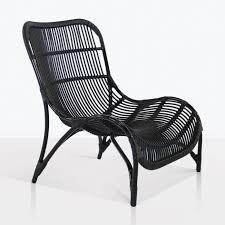 elle outdoor wicker relaxing chair