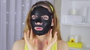 <b>Shary Black magic</b> черная маска с углем Perfect Skin - YouTube