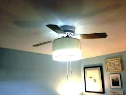 ceiling light with remote control battery fans operated