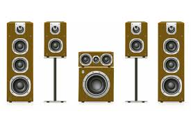 home theater speaker system example