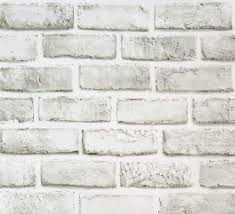 brick l and stick wallpaper removable wallpaper use as contact paper wall paper or shelf paper brick wallpaper self adhesive wallpaper grey white brick