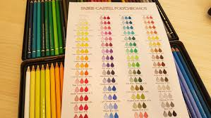I Got My Faber Castell Polychromos 60 Pencil Set Two Weeks