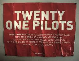 Twenty One Pilots discovered by Felicia Christensen