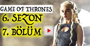 game of thrones 6 sezon 7 bölüm izle kuzey de starkların
