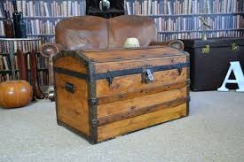 antique trunks and chests pine trunks chests antique pine dome steamer trunk chests trunks antique trunks