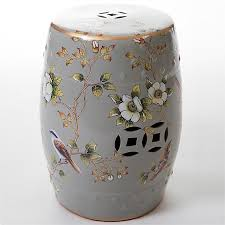 bb b outdoors chinese style garden stool