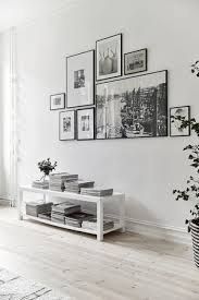 black picture frames wall. Brilliant Black Gallery Wall With Black Frames Intended Black Picture Frames Wall