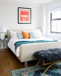 bedroom colors orange. apartment reveal: rosie\u0027s nursery + master bedroom! bedroom colors orange s