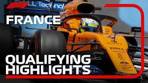 Sebastian vettel schlägt hart in die wand ein um 14 uhr startet in sotschi der kampf um die pole position der formel 1. 2019 French Grand Prix Qualifying Highlights
