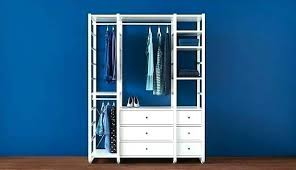 clothes storage systems furniture wardrobe with shelves hanging triple and drawers transporter totes