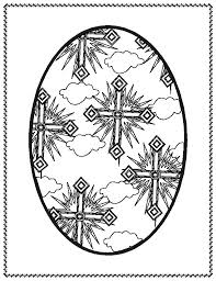 Small Picture Easter Egg Coloring Pages Moms Who Think