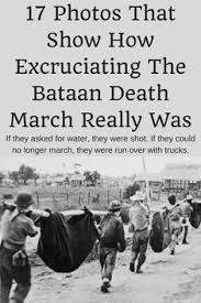 Image result for Bataan Death March