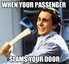 please don t slam the car door memes