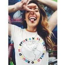 plus size women tumblr american apparel t shirt women vogue bts kpop unicorn kyliejenner