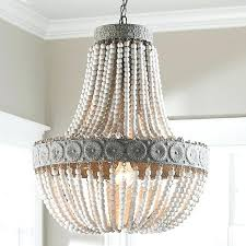 pottery barn elena wood bead chandelier medium size of barn wood chandelier for white archived on pottery barn elena wood bead chandelier