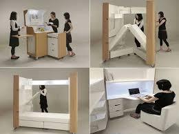 foldaway furniture. Mobile-Folding-Furniture-by-Atelier-OPA- . Foldaway Furniture