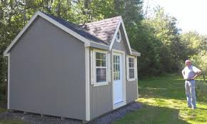 10 x 10 storage shed