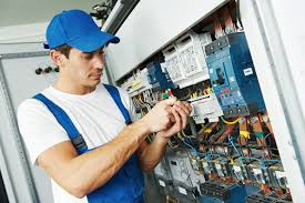 professional and qualified electrician