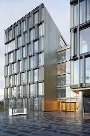 office facade. thyssenkrupp quartier by thomaslewandovski building facadeoffice office facade